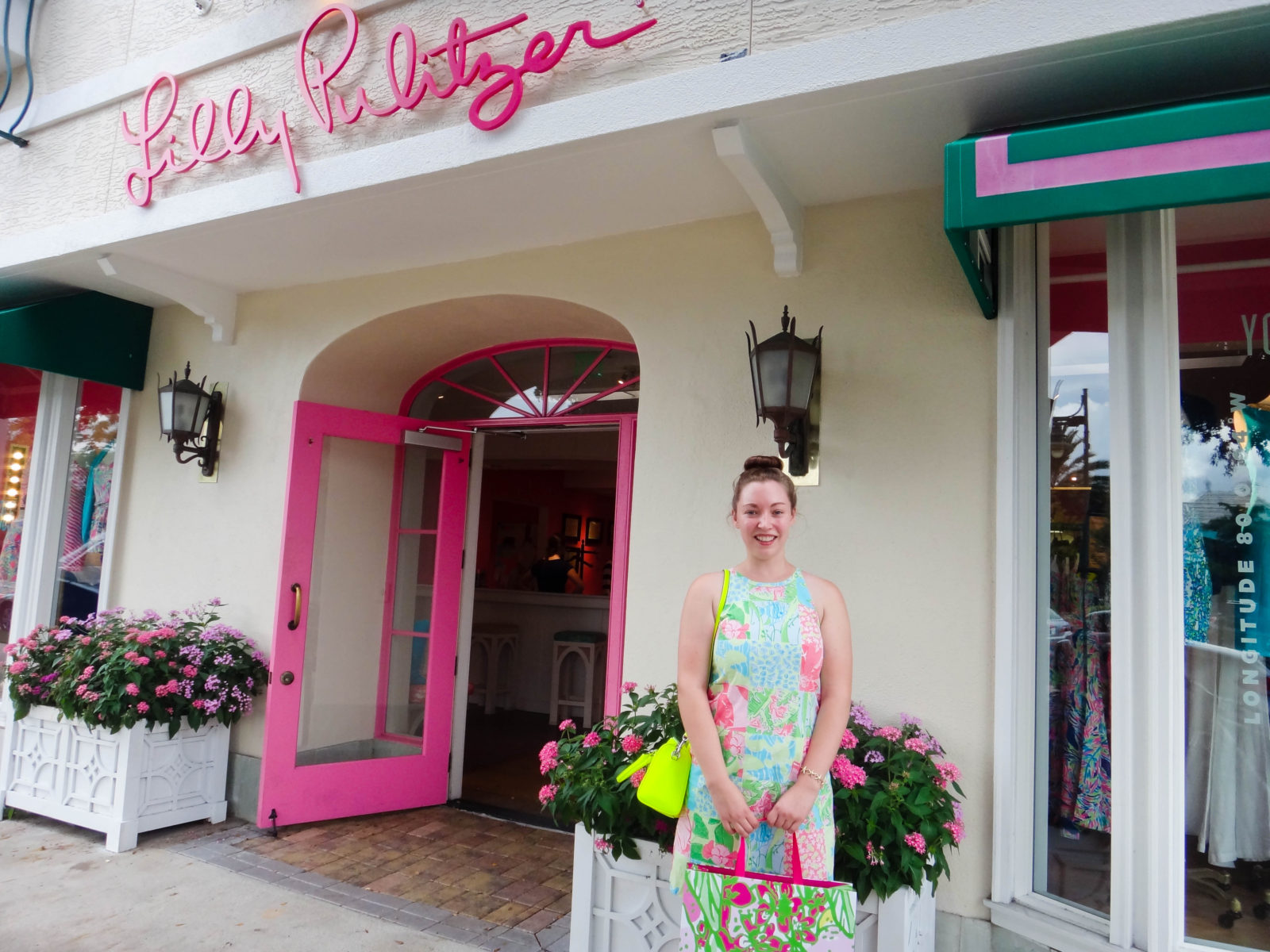 St. Armands Circle Lilly Pulitzer