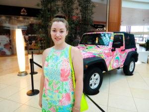 Sarasota Lilly Pulitzer Jeep