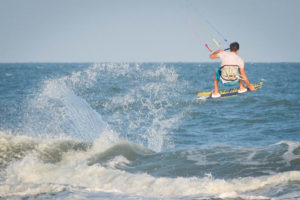 Charleston South Carolina Kitesurfing