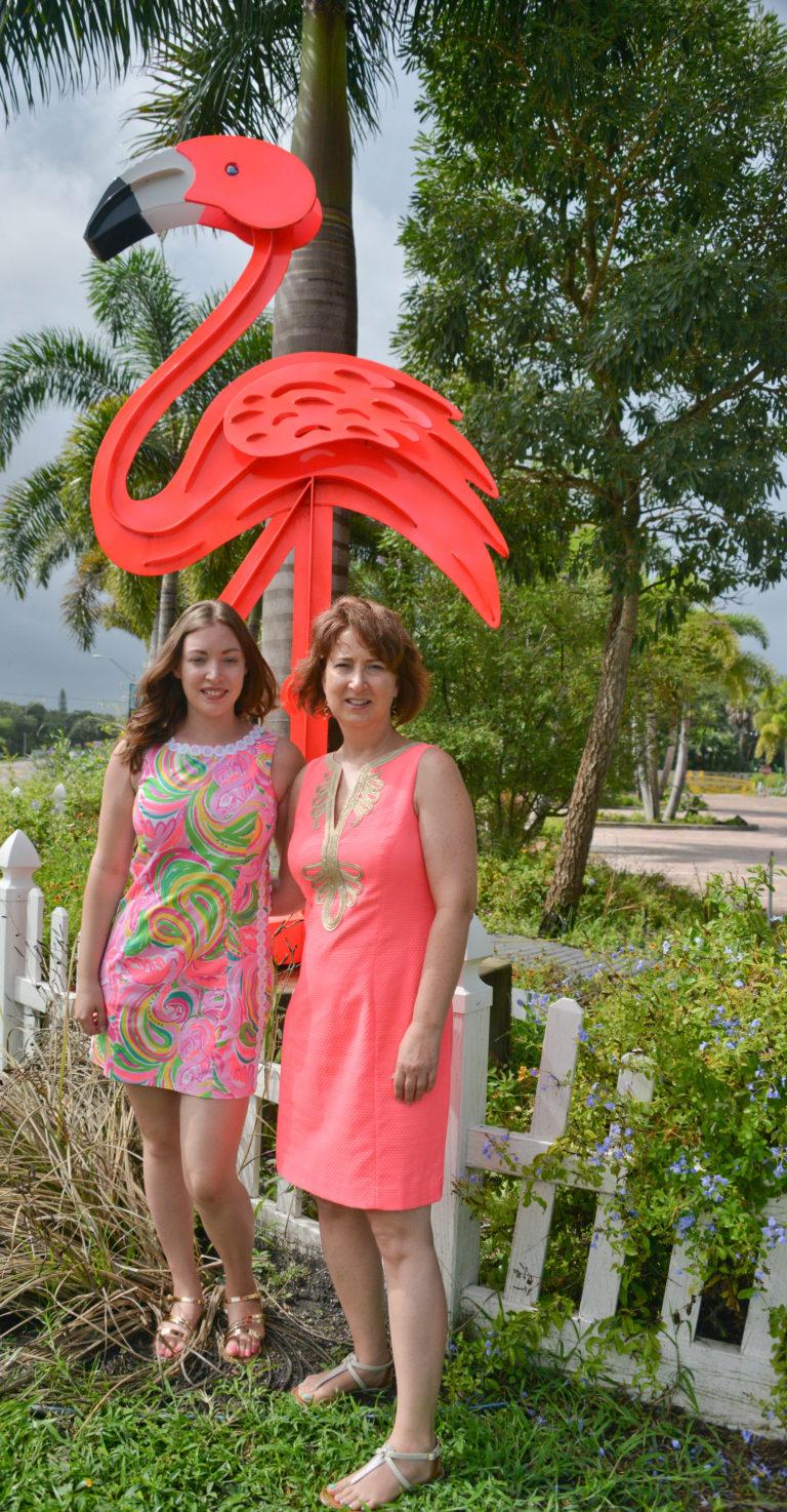 Marietta Museum of Art & Whimsy Flamingo
