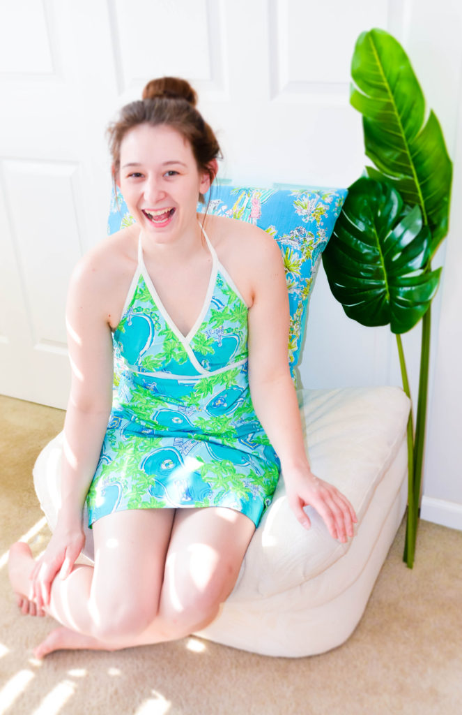 Lilly Pulitzer Photo Shoot