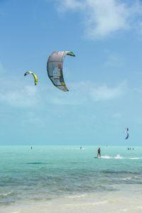 Turks & Caicos Providenciales Kitesurfing