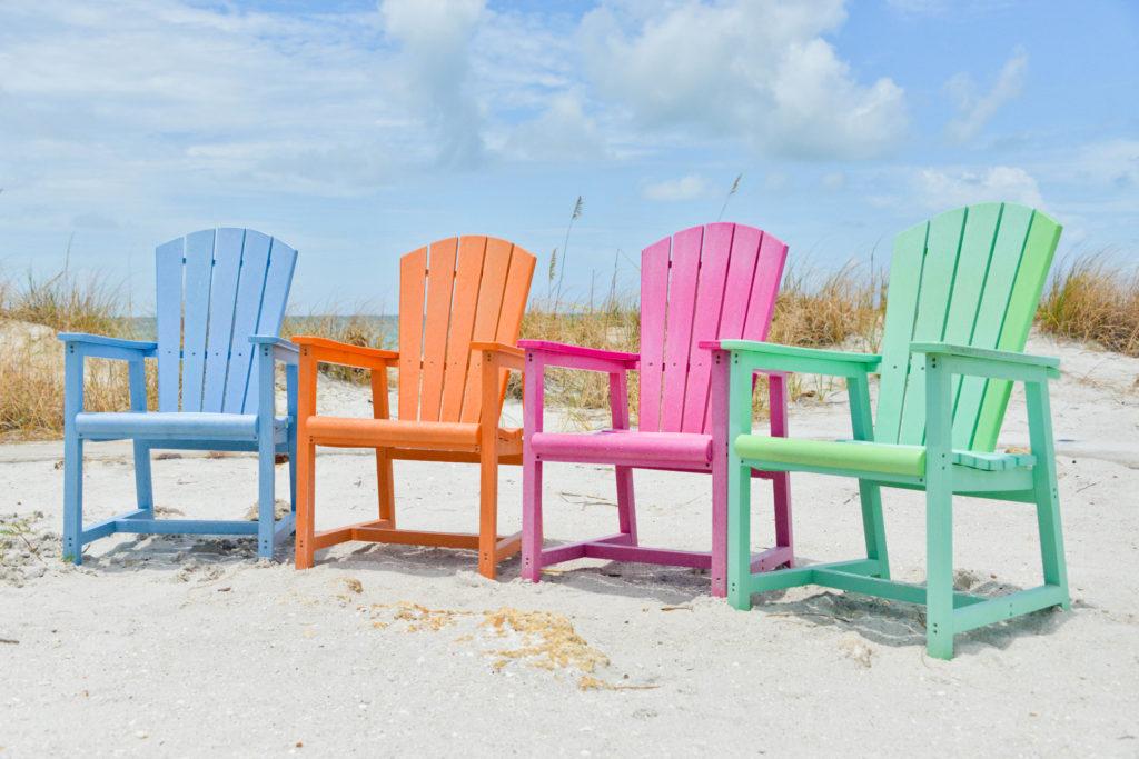 Siesta Key Florida Beach Chairs