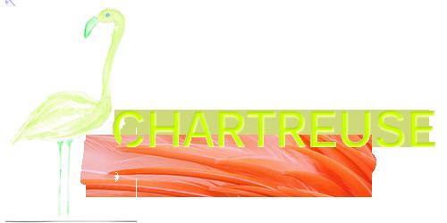 Chartreuse Flamingo