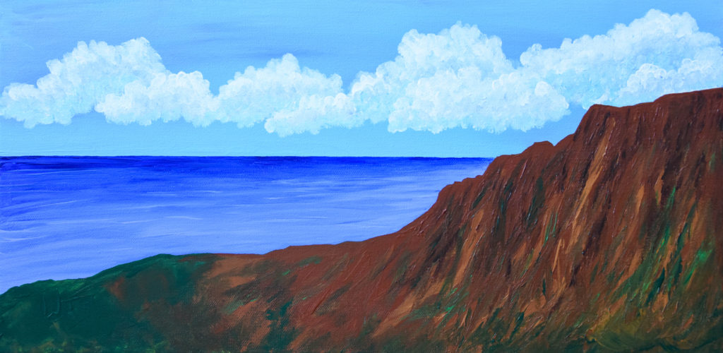 Kauai Painting Rachel Hunt