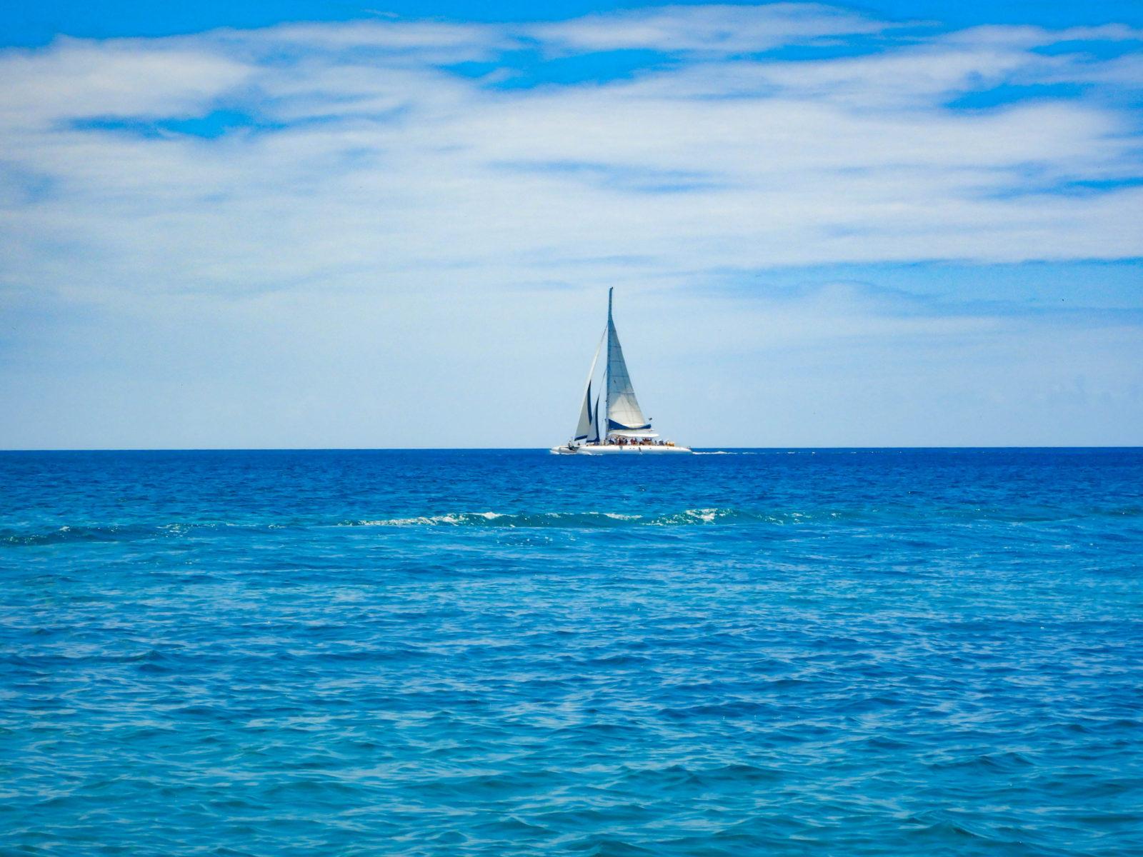 Barbados Sailboat