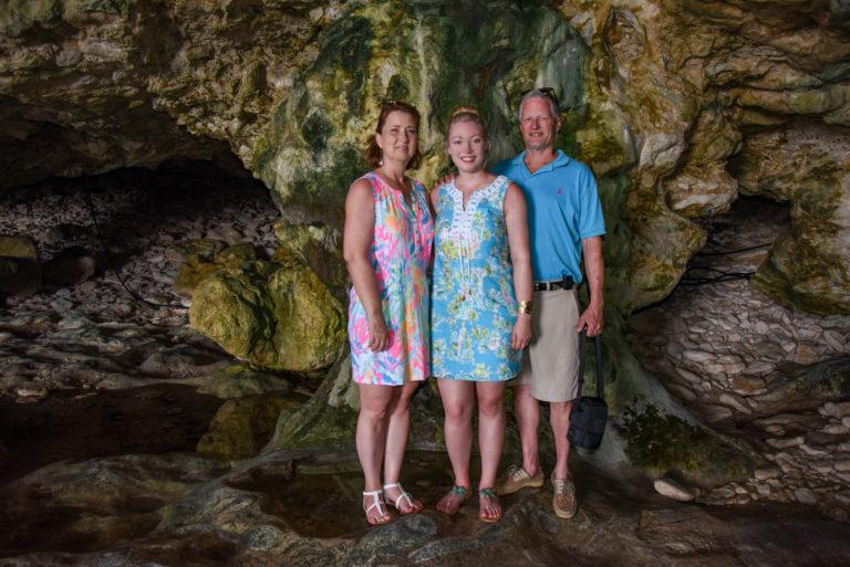 Barbados Animal Flower Cave