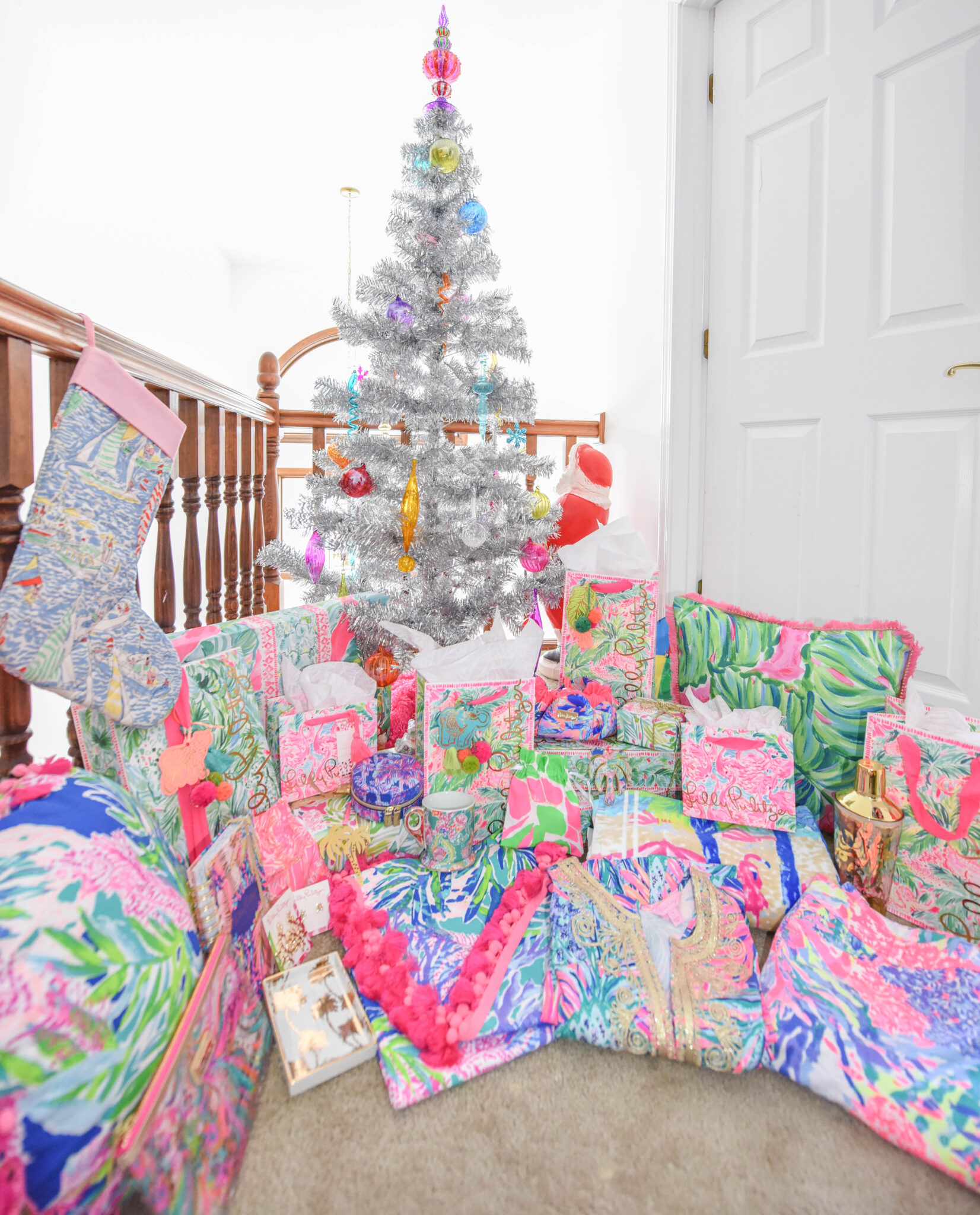 Lilly Pulitzer Christmas